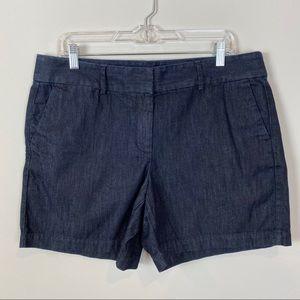 "LOFT • Denim ""Riviera"" Shorts"